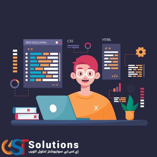 برمجة وتطوير المواقع الالكترونية