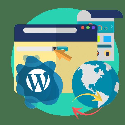 برمجة وتصميم مواقع ووردبريس WORDPRESS